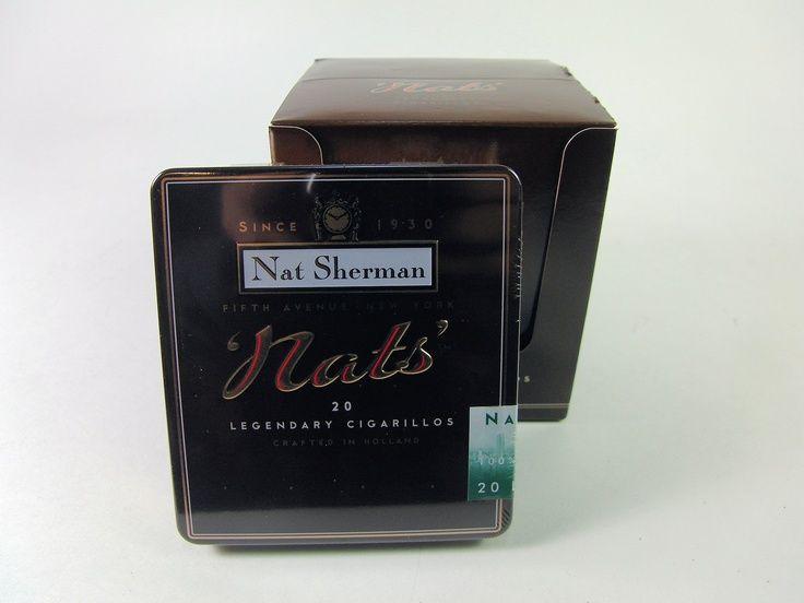 12 nat sherman nats cigarillos cigars we sell pinterest cigar