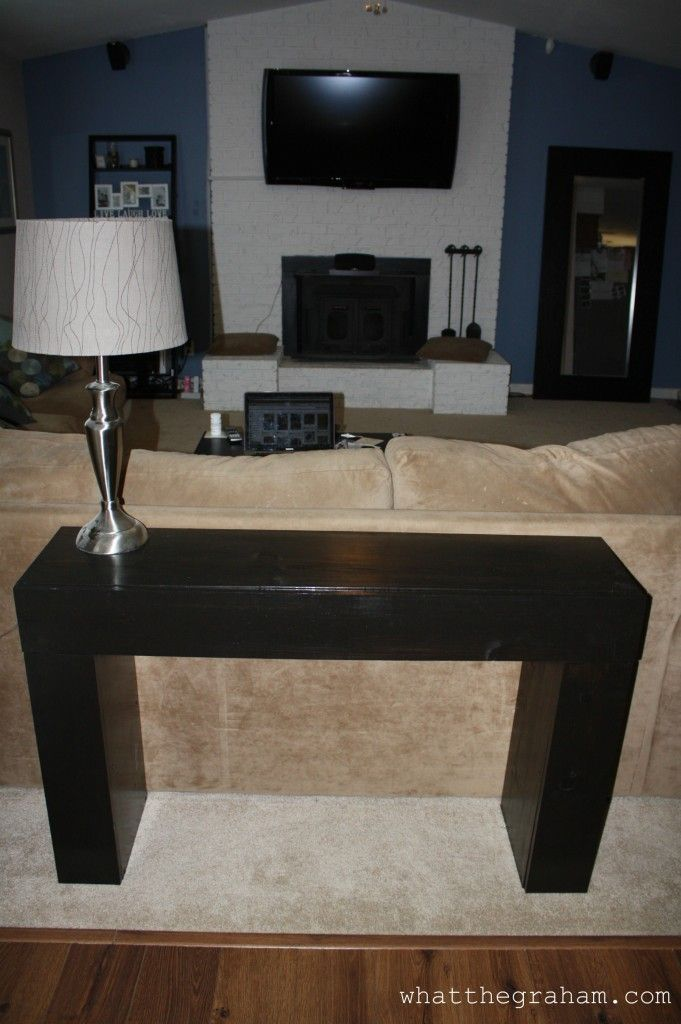 DIY Couch Table WITH Storage It's Been Added To J's To-do List