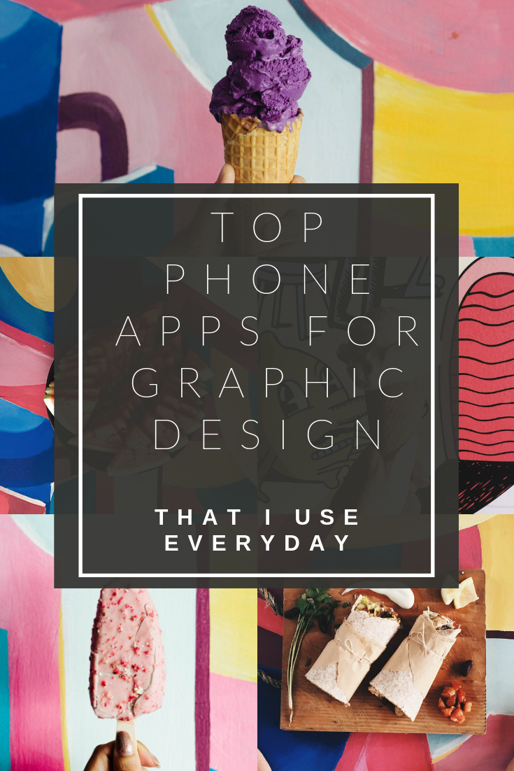 Phone Apps for Graphic Design (With images) Learning