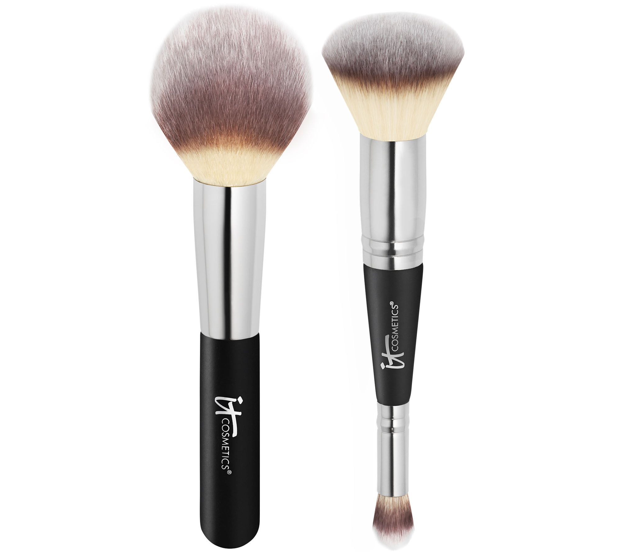 IT Cosmetics Heavenly Luxe Complexion Perfection Brush Duo