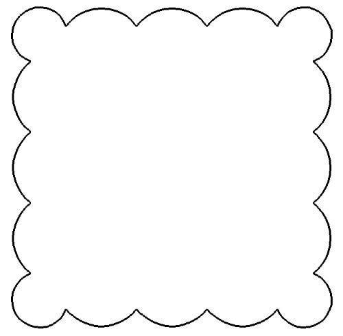 Scrapbooking Penny Rug Patterns Banner Shapes Penny Rug