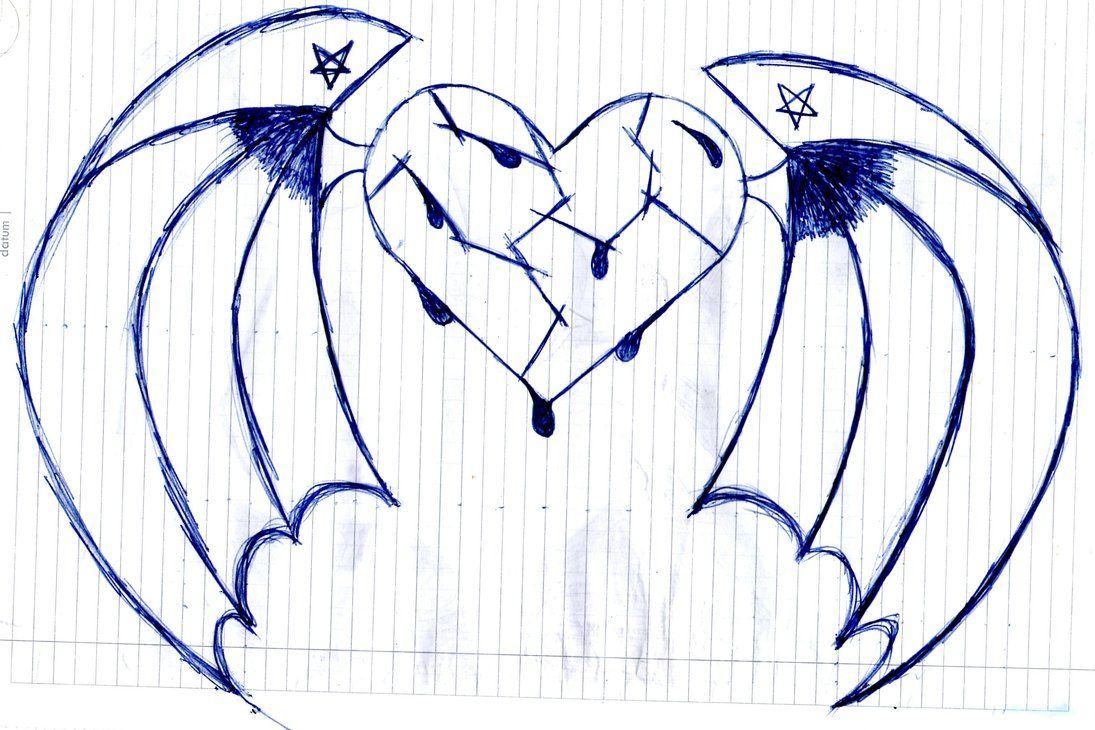 Bleeding Broken Heart With Wings Tattoo Design Tattoobite Com Heart Tattoo Designs Broken Heart Tattoo Broken Heart Tattoo Designs
