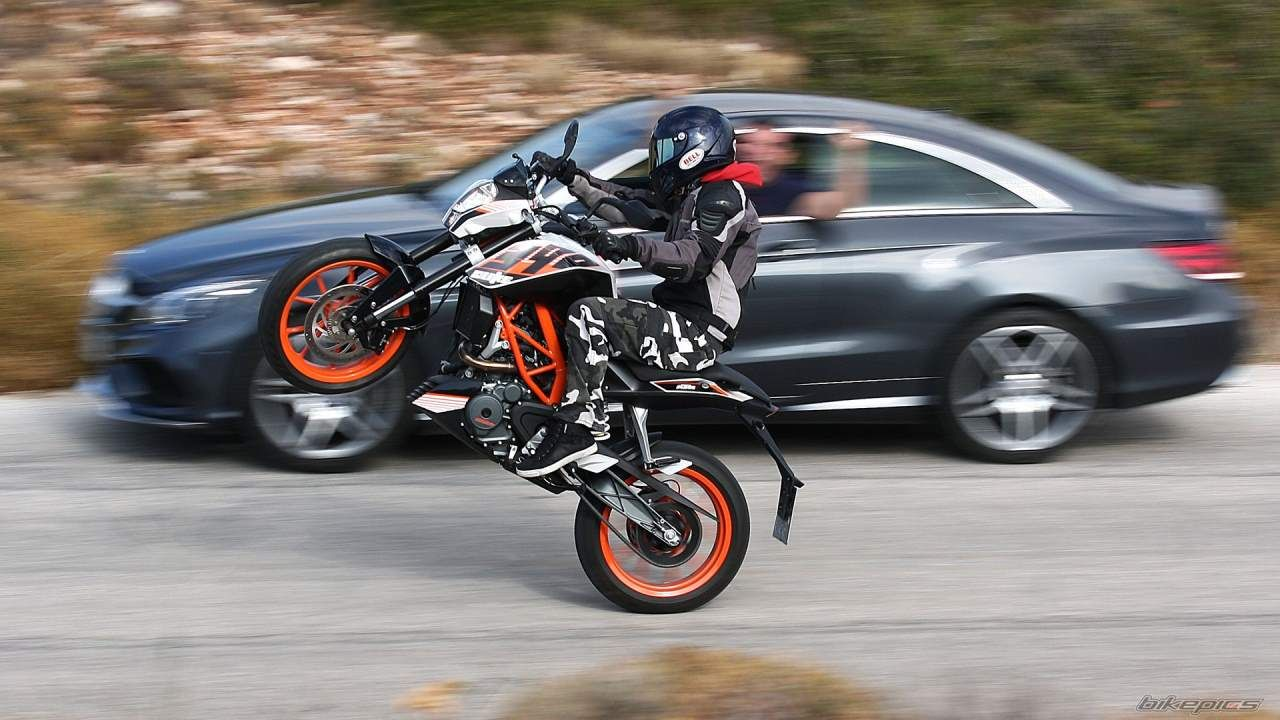 Ktm has already sent new 390 duke prototypes to india rumors say still unverified the rumors claim that the export papers refer to a certain duke bike