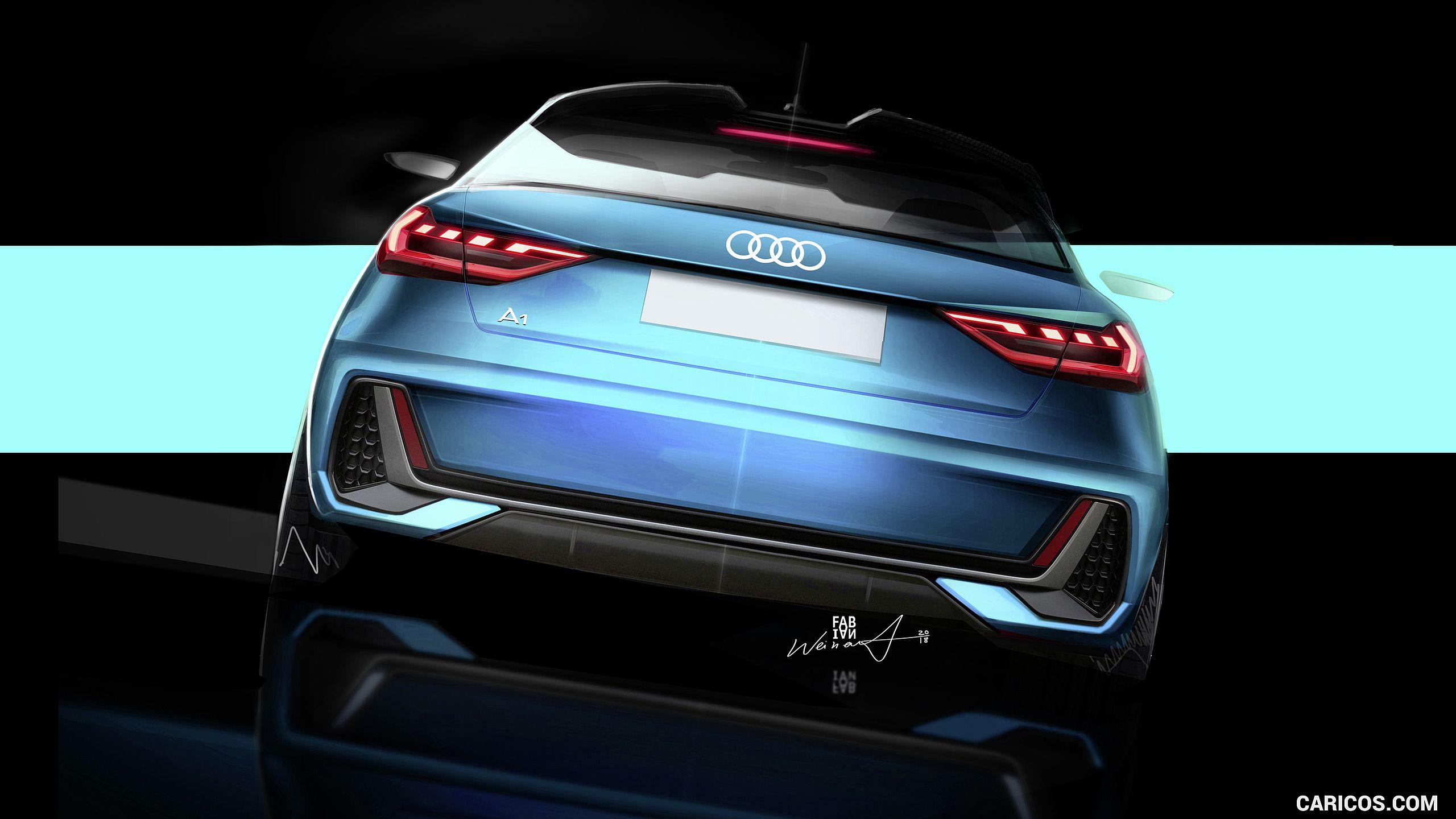 2019 Audi A1 Sportback Wallpaper Audi A1 Audi A1 Sportback Audi