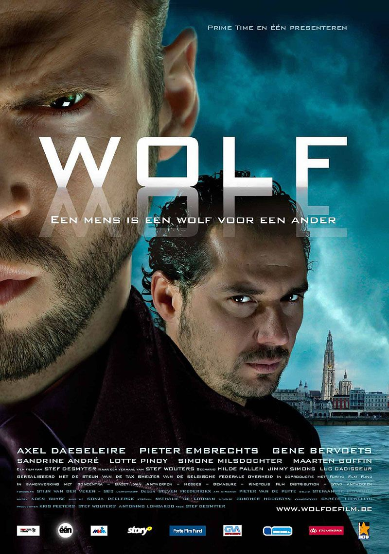 Affiche Mensen Wolf