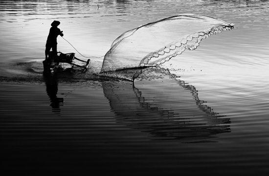 In bianco e nero di Fotografia