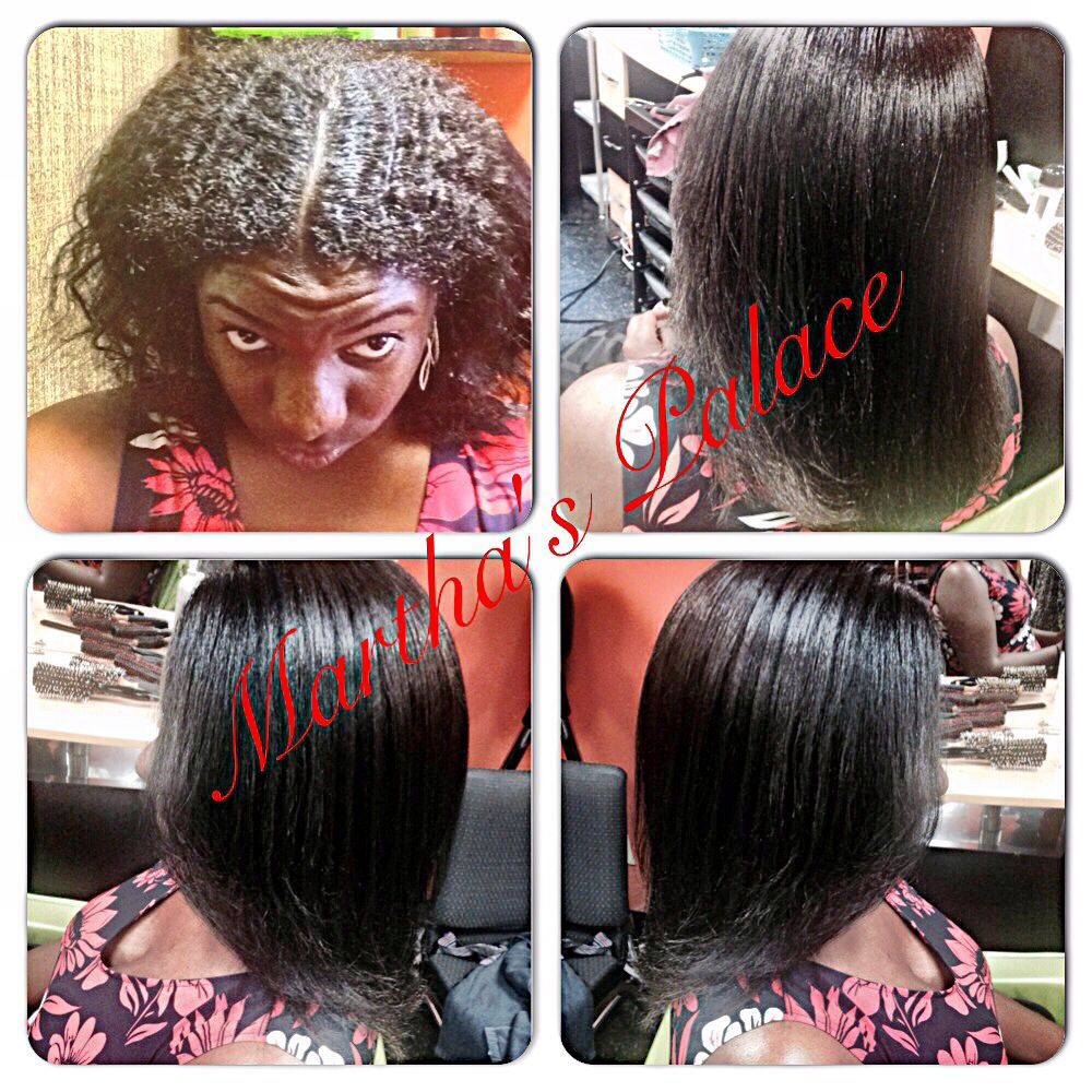 Dominican Blow Out Marthaspalace Natural Hair Blowout Blowout Hair Hair Styles