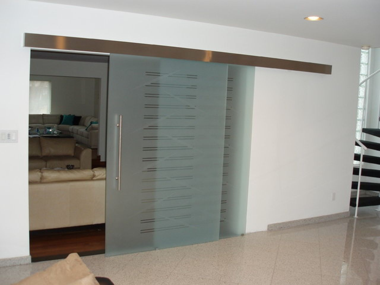 Sliding Glass Door Inside Wall Httptogethersandia