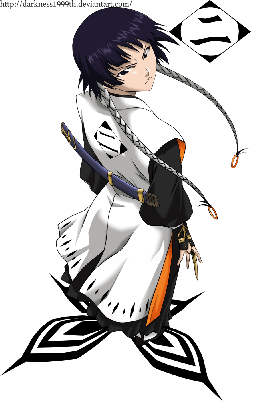 Pin By Haruno Haruka On Soi Fon Pinterest Bleach Anime Bleach