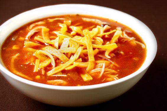 hungry girl tortilla soup