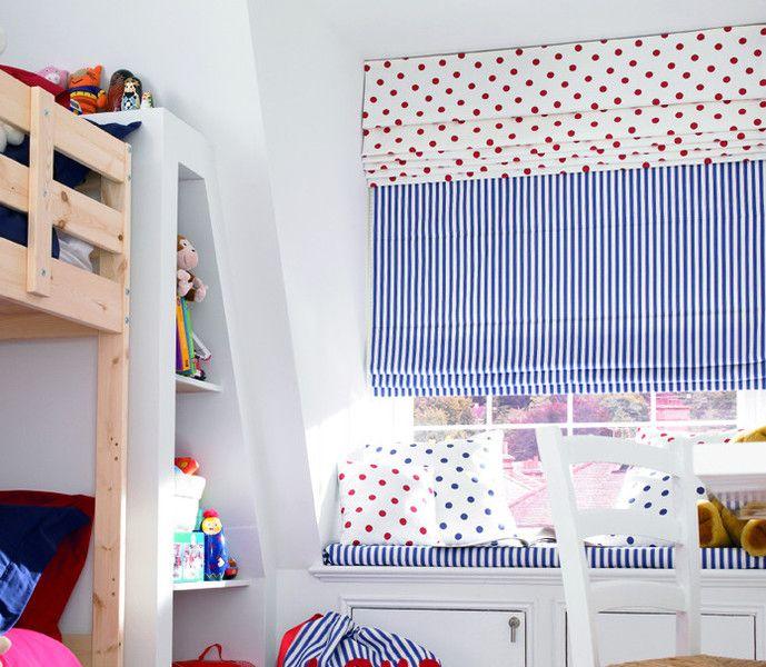 image result for roman blinds childrens room - Blinds For Baby Room