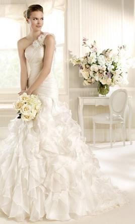 Great La Sposa Miami Size New Un Altered Wedding Dresses