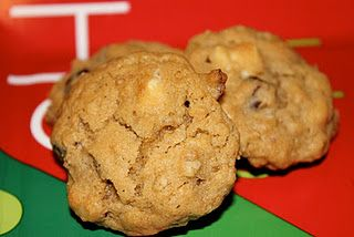 Celebration Cookies- a pampered chef recipe