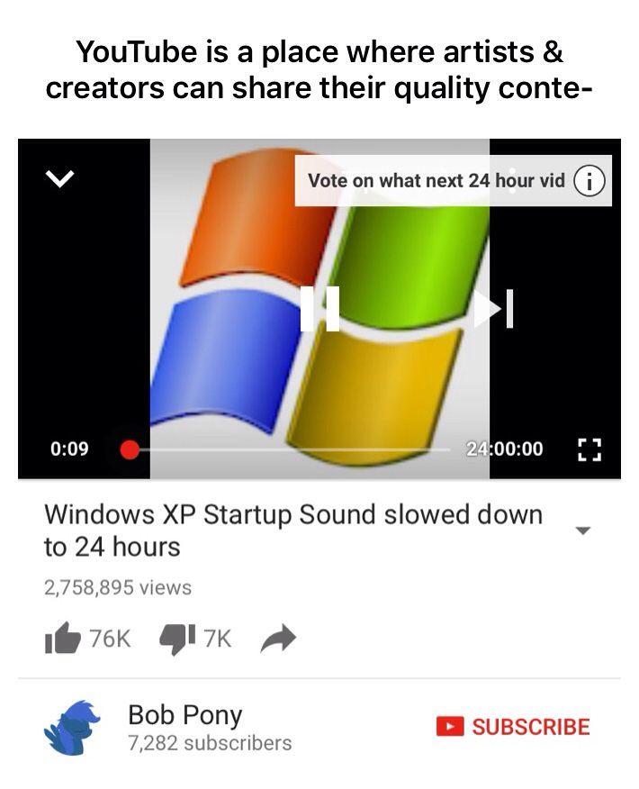 Windows XP 24 hours | Memes | Windows xp, Dead memes, Memes