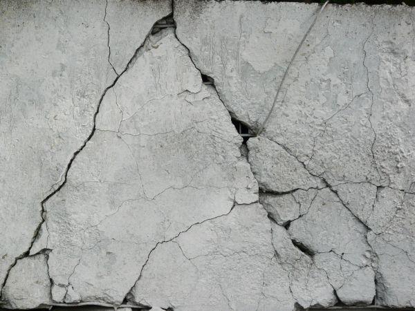 Concrete Texture In White Tone With Very Rough Surface And Large Deep Cracks Concrete Texture Concrete Broken Concrete