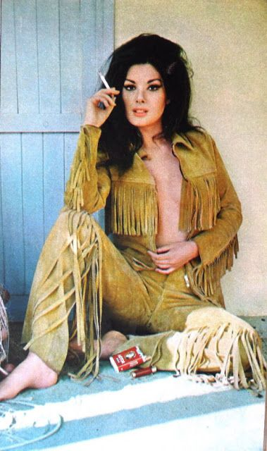 At the Movies: Edwige Fenech