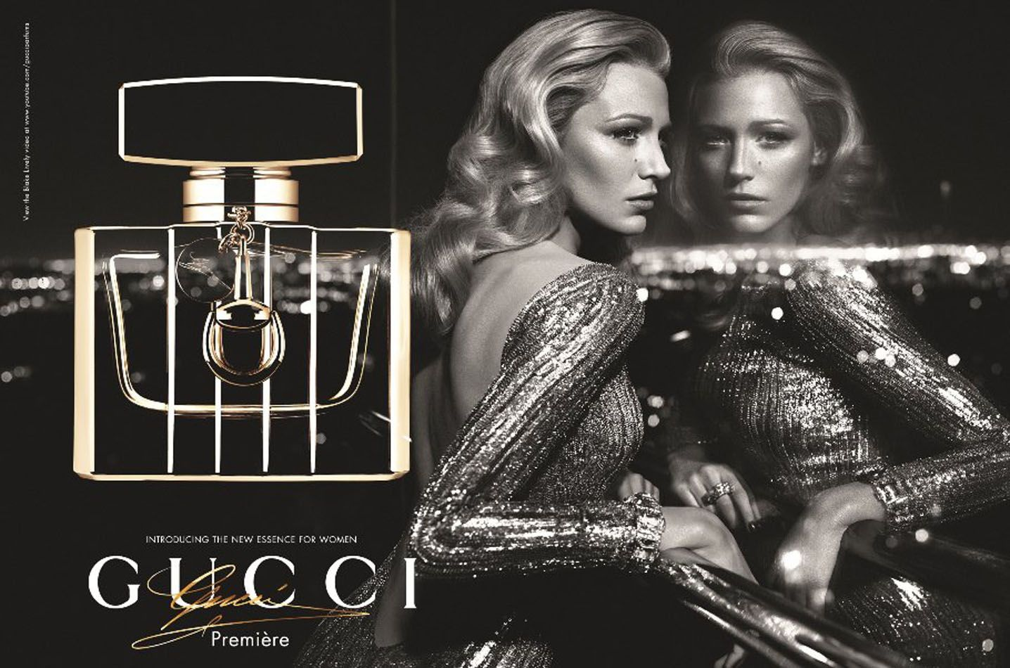 Gucci Introduce new Essence for women Gucci perfume