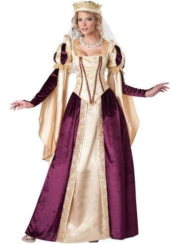 renaissance princess Adult costume royalty