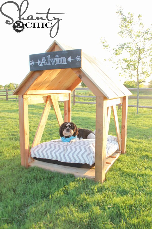 DIY Dog House PetFriendly Home Projects Outdoor dog