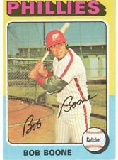1975 TOPPS #351 BOB BOONE PHILLIES   $1