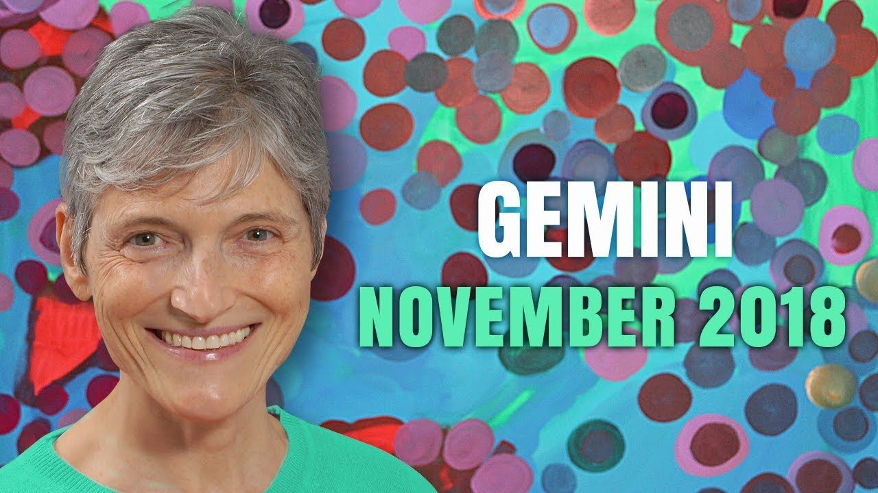 gemini horoscope november 2019 barbara goldsmith
