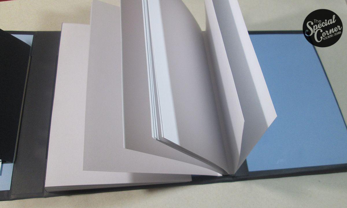 Thespecialcorner c mo hacer un lbum para muchas fotos - Como hacer un album de fotos ...