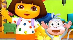 Dora the Explorer and Friends English Video Nick Jr Cartoon Games ...