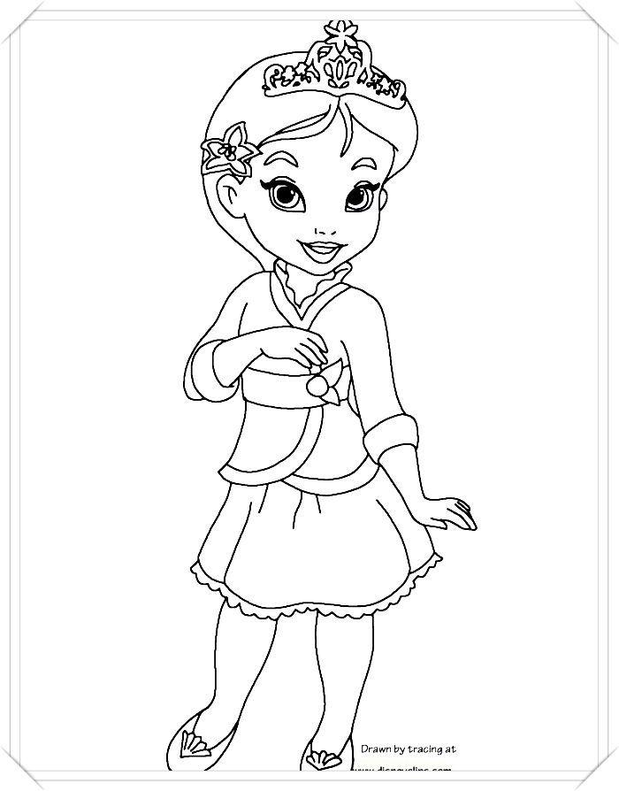 Los Mas Lindos Dibujos De Princesas Para Colorear Y Pintar A Todo Color Imagenes Disney Princess Coloring Pages Princess Coloring Pages Disney Princess Colors