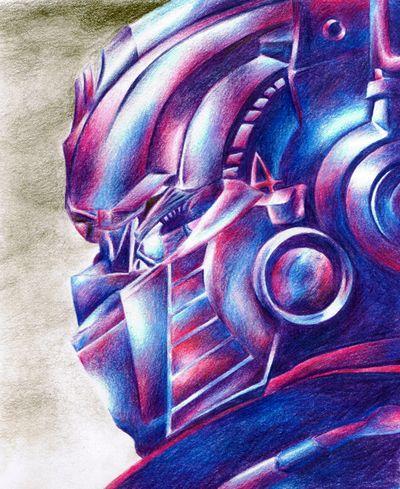 Transformers Transformed by *miki-squeak on DeviantArt