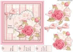 Heart & Roses