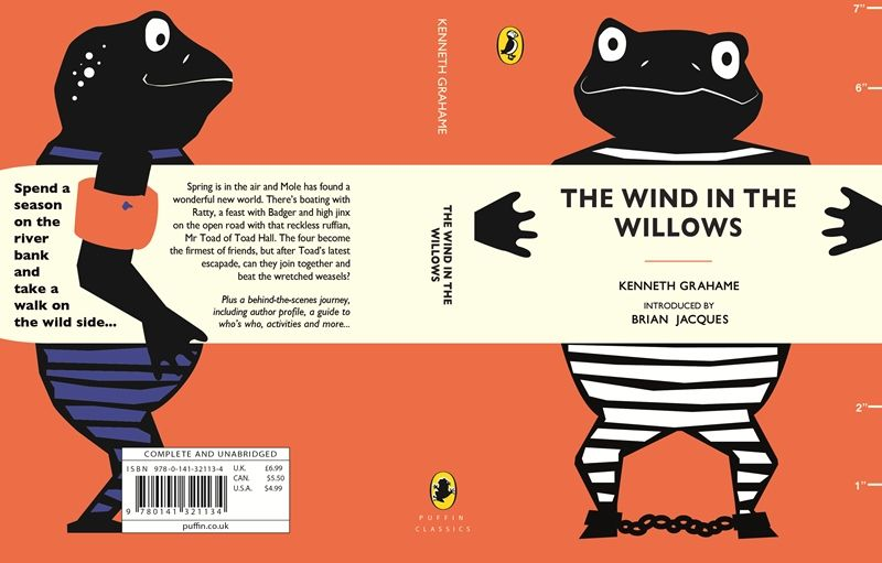 Penguin Book Cover Competition Template : Puffin design award in pictures kenneth grahame
