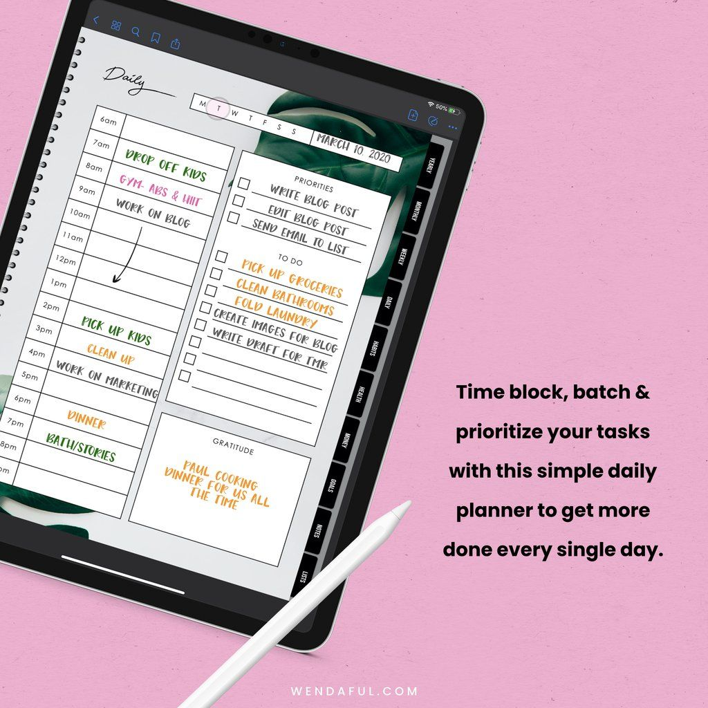 Pin On Best Of Organizing And Planners