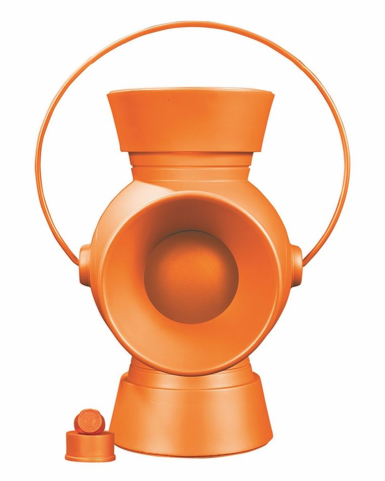 Green Lantern Orange Lantern Power Battery Store Ideas