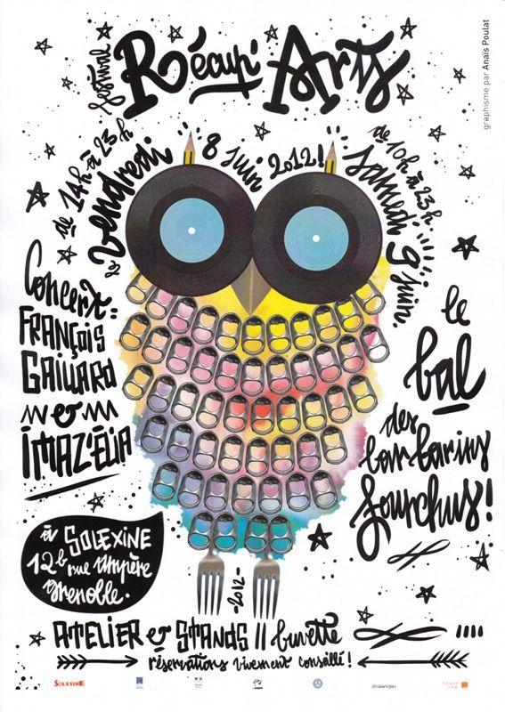 Festival Récup' Arts à Grenoble le samedi 9 Juin 2012