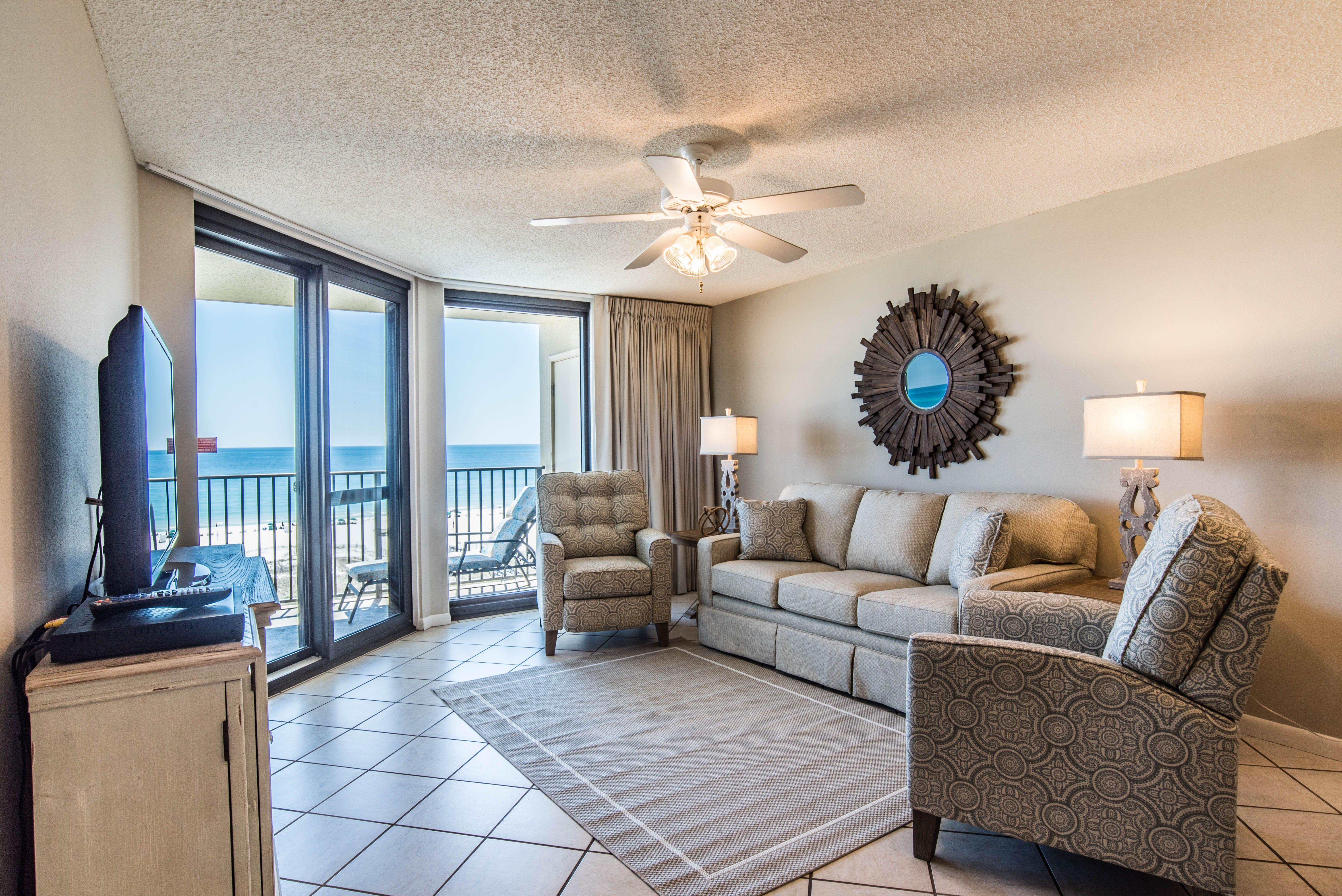 Phoenix VI 712 Orange Beach, Alabama, 7th floor beach