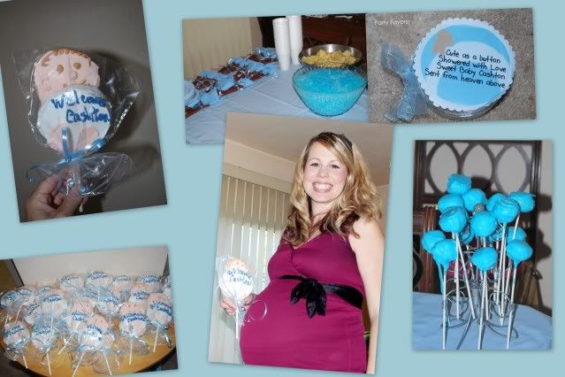 Baby Shower Favors/Activities **UPDATE** - CafeMom Mobile