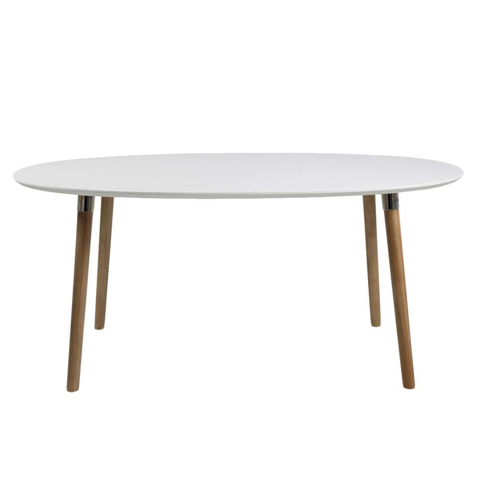 Eetkamertafel Safira 170x100 Cm Leen Bakker Eetkamertafel Koffietafel Meubel Ideeen