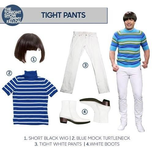 Tight Pants Costume Late Night With Jimmy Fallon Jimmy Fallon Tight Pants Jimmy Fallon Tight Pants
