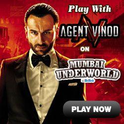 AgentVinod #Ibibo games on Mumbai Underworld   Gaming