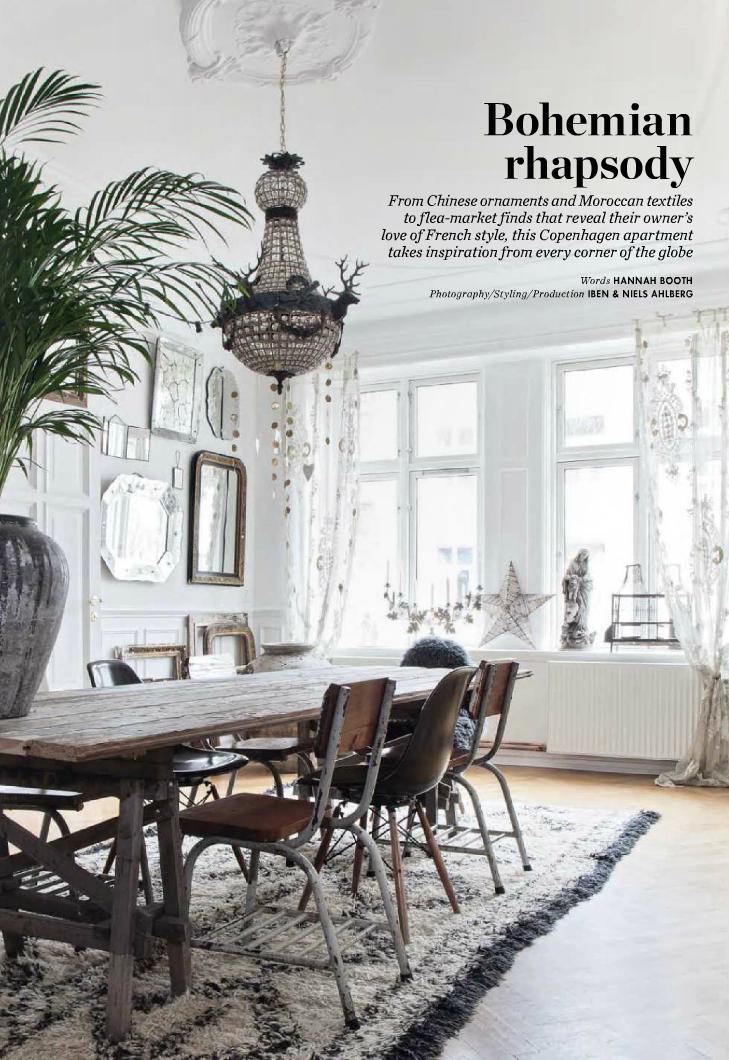 nordic bohemian nordic scandinavian interiors pinterest bohemian interiors and interior. Black Bedroom Furniture Sets. Home Design Ideas
