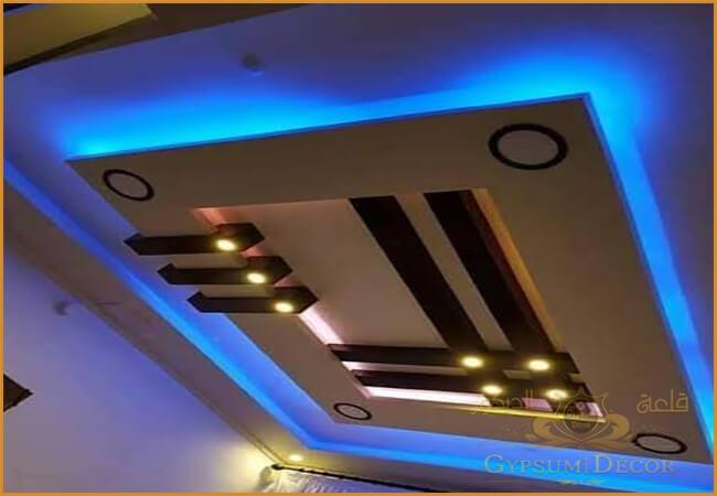 جبسون بورد 2021 Modern Bedroom Interior Modern Decor Design