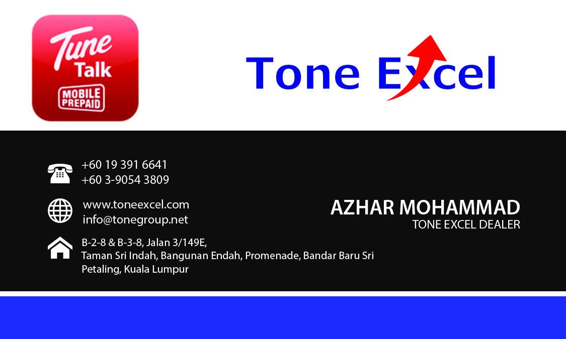 Contoh Kad Nama Name Cards Print Design Business Person