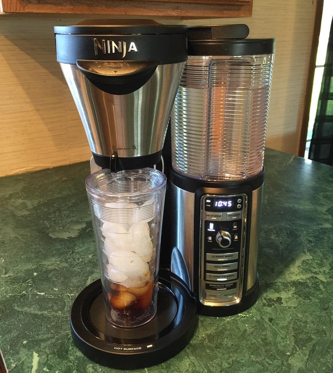 Homemade peppermint white chocolate mocha ninja coffee