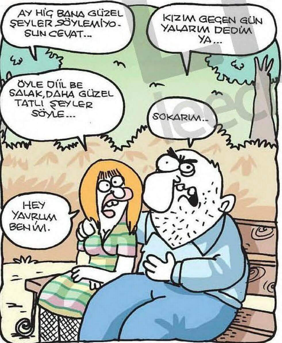 Ilyas Adli Kullanicinin Krktr 2 Panosundaki Pin Karikatur Mizah Komik