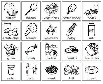 Worksheets Healthy Eating For Kids Worksheets healthy foods for kids worksheets good galleries family health nutrition food choices unhealthy bad cutpaste food