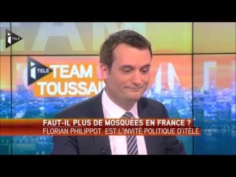 Florian Philippot invité d'itélé 06/04/2015