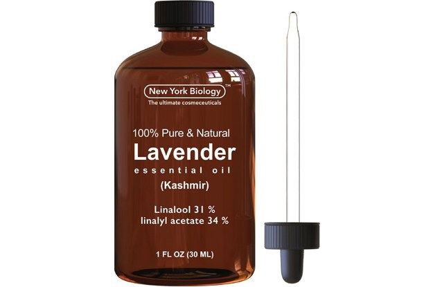 """""""I use a hot towel with the lavender on my whole face. Breathing it in with the added heat releases a lot of tension."""""""