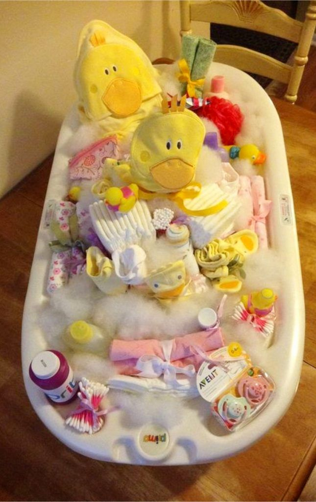 unique creative fun gifts ideas gift for shower baby homemade articles and