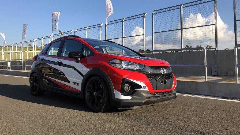Honda Wr V Turbo With165 Hp Showcased In Brazil Honda Turbo Brazil