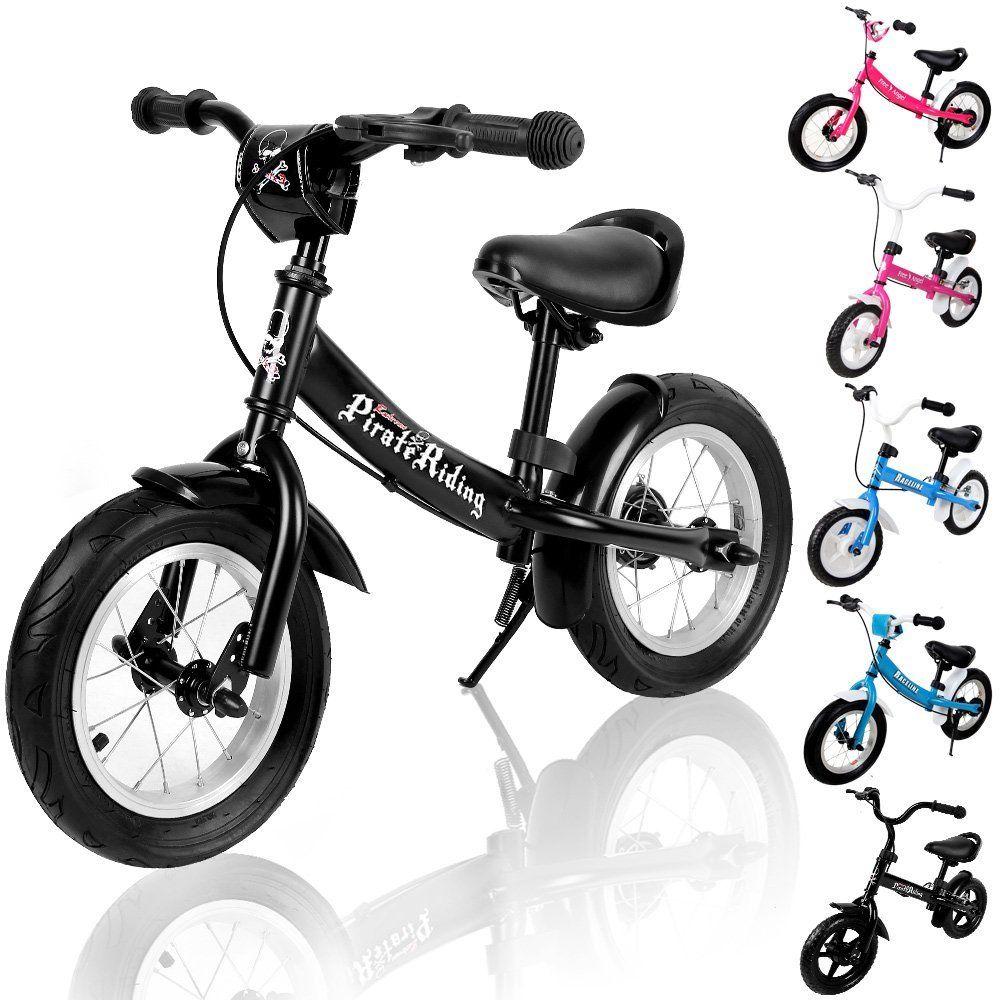 Der Spielzeugtester Hat Das Laufrad Kinderlaufrad Street Pirate
